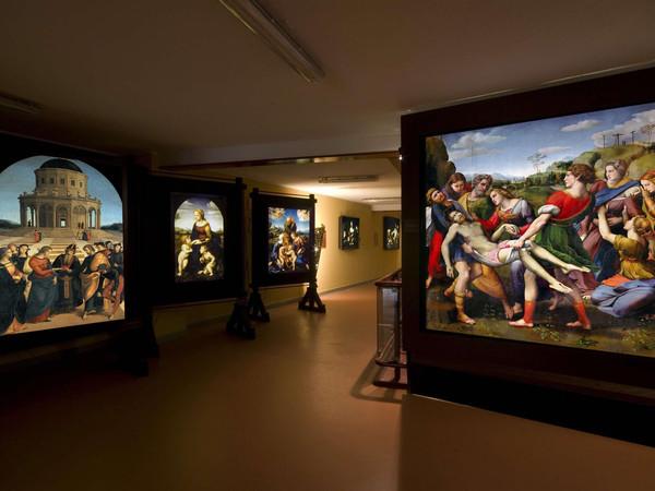 Nelle Marche la mostra impossibile su Raffaello: 45 suoi dipinti tutti riprodotti in scala 1:1