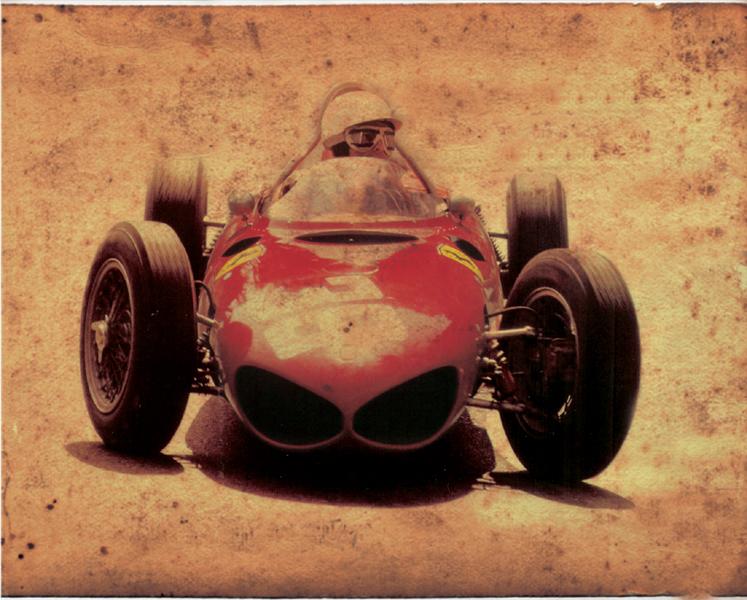 Una mostra dedicata alla Formula 1 al Museo d'Arte Contemporanea di Lissone