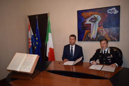 L'Italia restituisce alla Croazia un libro del XVII secolo rubato più di trent'anni fa