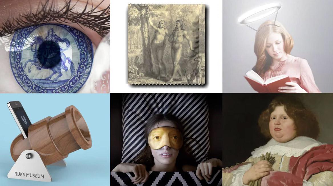 """Il Rijksmuseum premia con 7.500 euro chi crea il proprio """"capolavoro"""" ispirato alle opere del museo"""