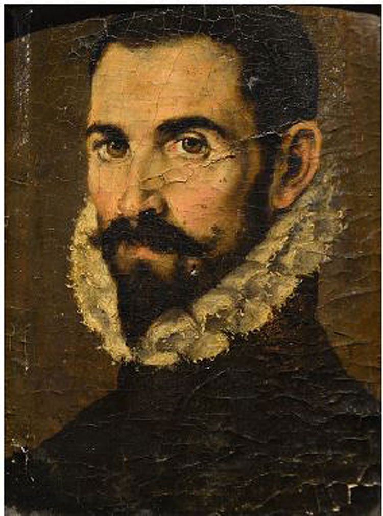Di nuovo esposto al pubblico dopo il restauro il Ritratto di gentiluomo attribuito a El Greco