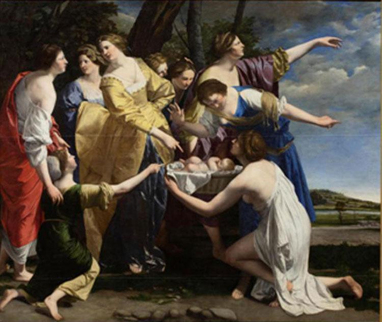 La National Gallery di Londra lancia una raccolta fondi pubblica per un capolavoro di Orazio Gentileschi
