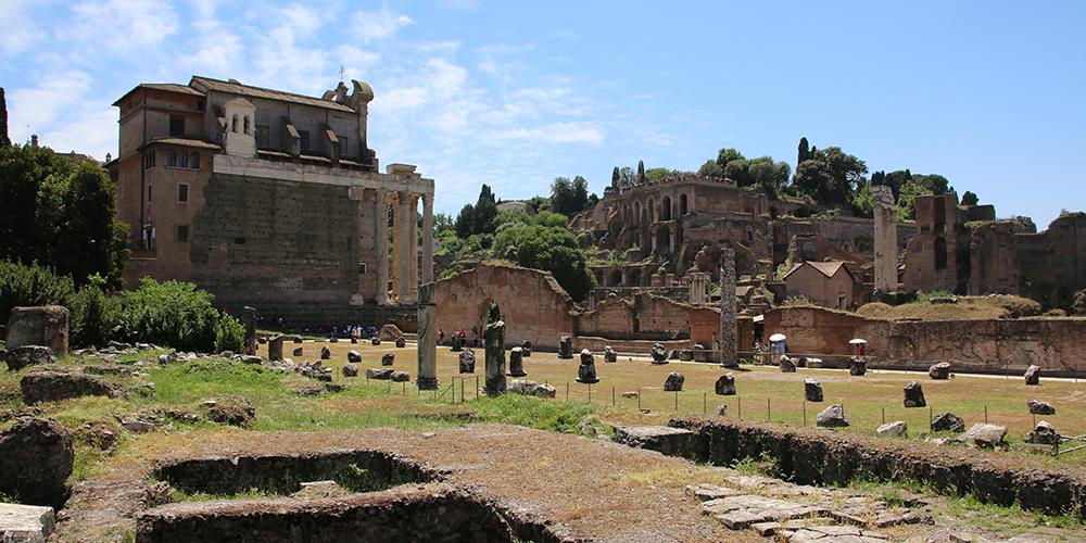 Roma, Foro Romano e Fori Imperiali finalmente uniti: sono ora visitabili per la prima volta con un biglietto unico