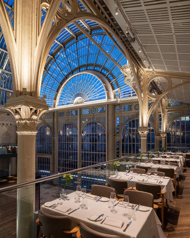 Nuova luce alla Royal Opera House di Londra