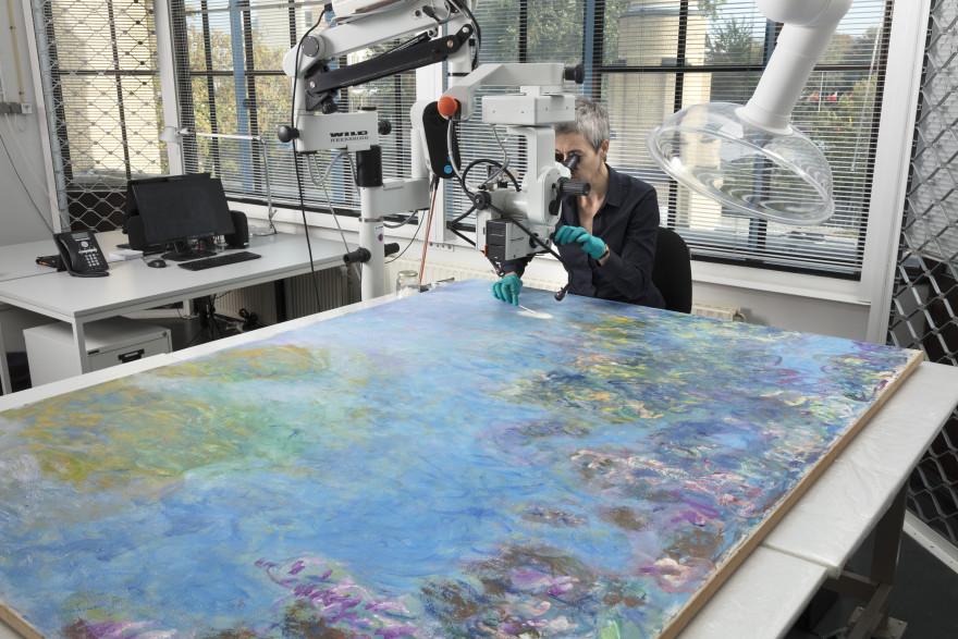 In Olanda è stata scoperta una versione sconosciuta delle Ninfee di Claude Monet