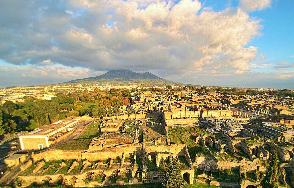 """Vogliono piazzare una ruota panoramica di 60 metri di fianco agli scavi di Pompei. Il ministro: """"non se ne parla nemmeno"""""""