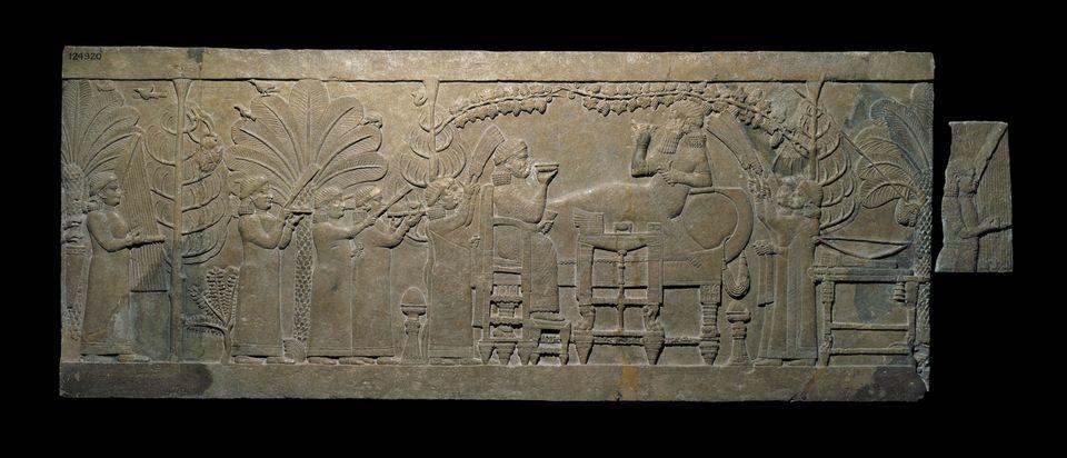 Il British Museum non ha i soldi per esporle, e presta importanti opere assire al Getty per tre anni