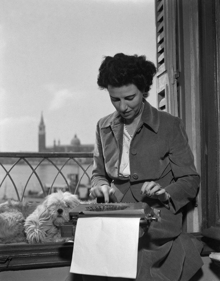Hai conosciuto Peggy Guggenheim o ti ha ispirato? Scrivi a Peggy