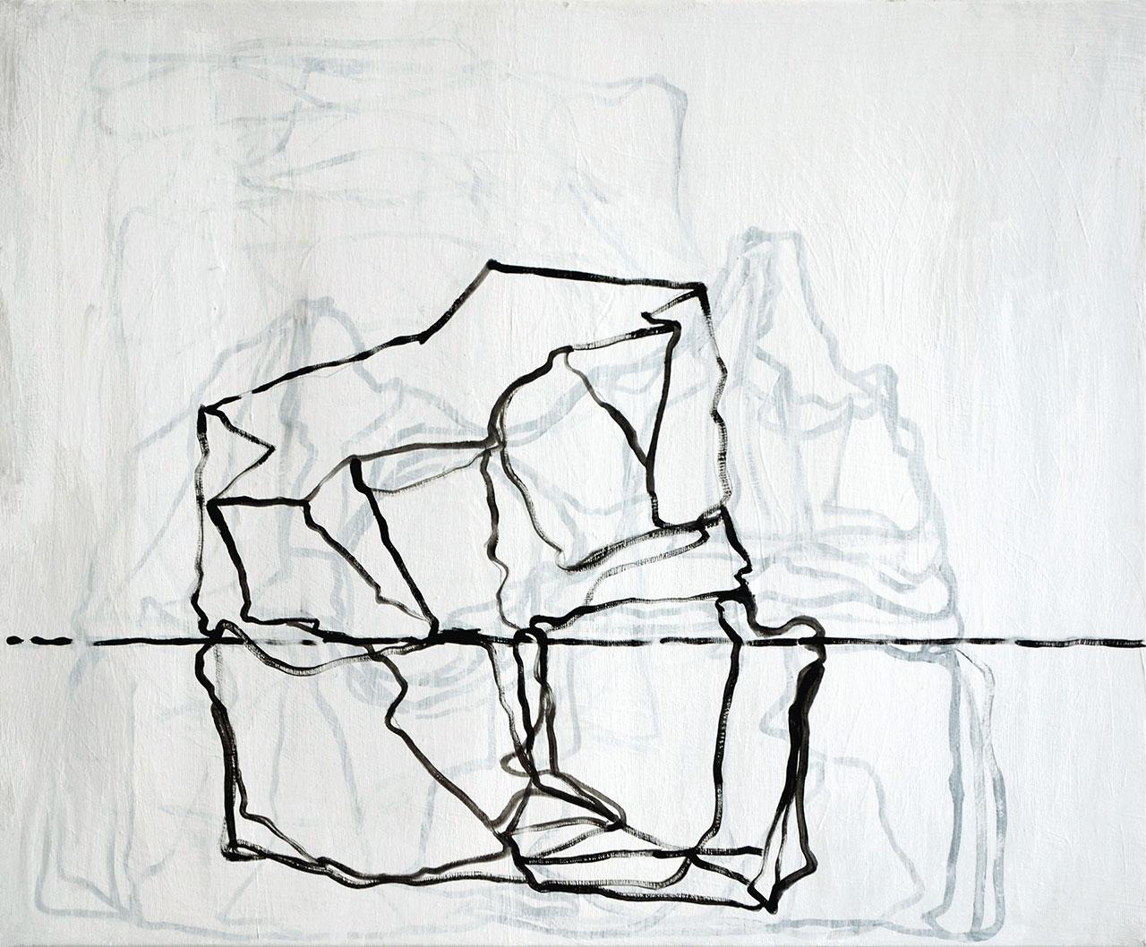 Roma, Sergio Sarra porta al Mattatoio le sue opere realizzate dal 2008 a oggi