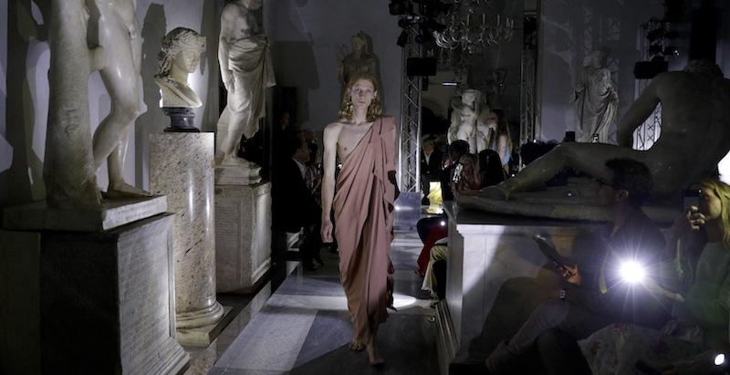 Roma, Musei Capitolini mezzi chiusi per una sfilata di Gucci. L'istituto diventa merce?