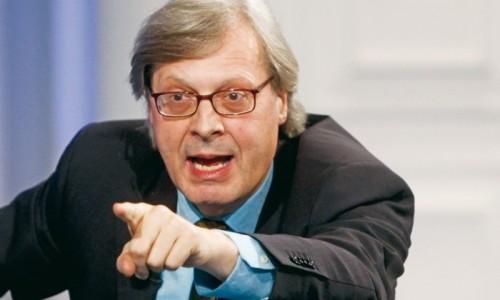 Sgarbi condannato a risarcire di 40.000 euro Daniele Benati per averlo offeso all'epoca della mostra di Bologna