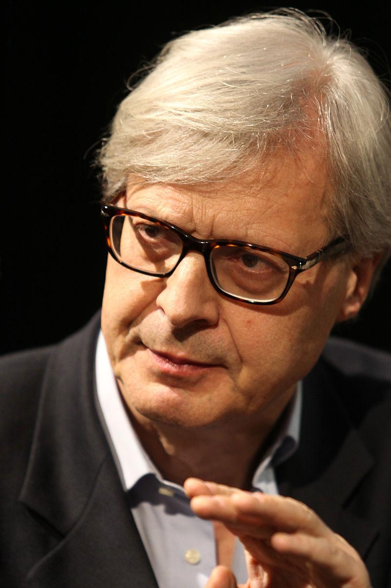 Vittorio Sgarbi è stato nominato Presidente della Fondazione Canova