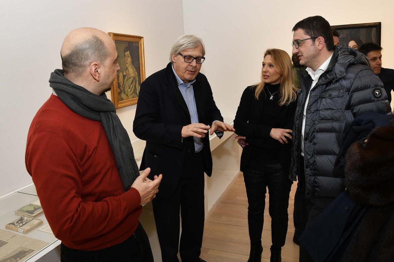 Sgarbi è il nuovo presidente del Mart di Rovereto. Il suo incarico a titolo gratuito