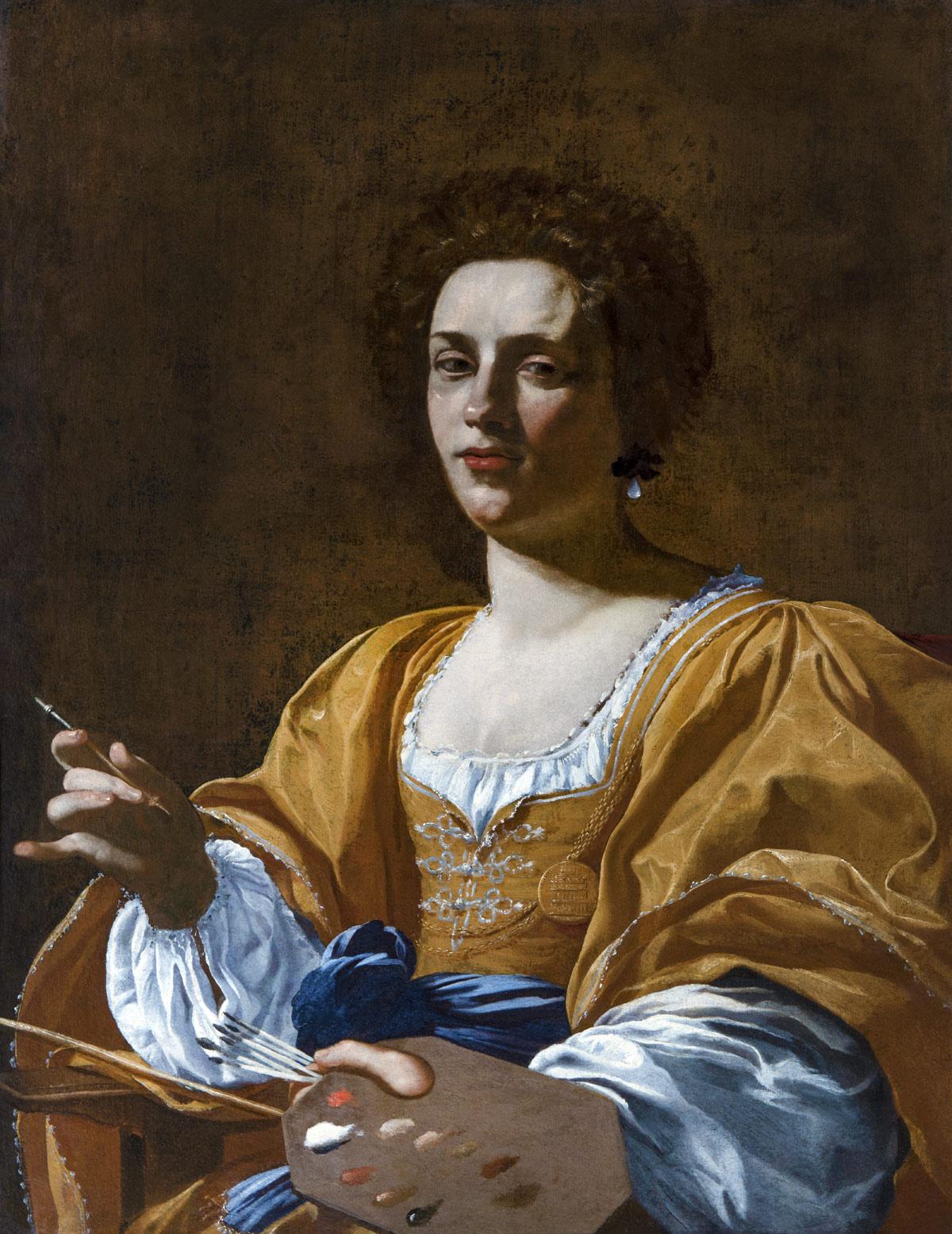 Pisa si arricchisce di un prezioso ritratto di Artemisia Gentileschi, creato da Simon Vouet: l'opera acquistata per Palazzo Blu