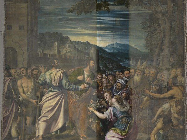 Bergamo, Fondazione Creberg restaura le pale di Simone Peterzano, maestro di Caravaggio