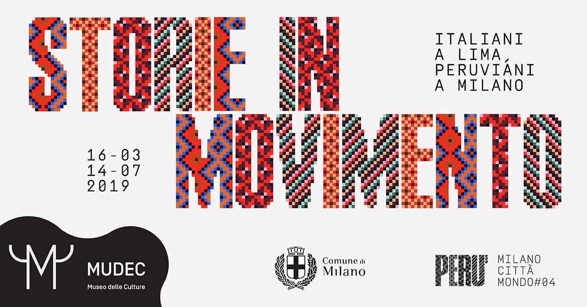 Milanesi in Perù e peruviani a Milano: al MuDEC la mostra nell'ambito del progetto Milano Città Mondo