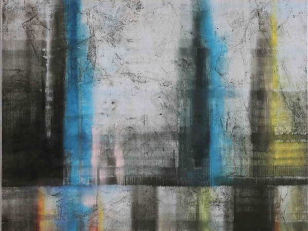 "Roma, i ""Sudari"" di Gianluigi Colin in mostra a Visionarea Art Space"