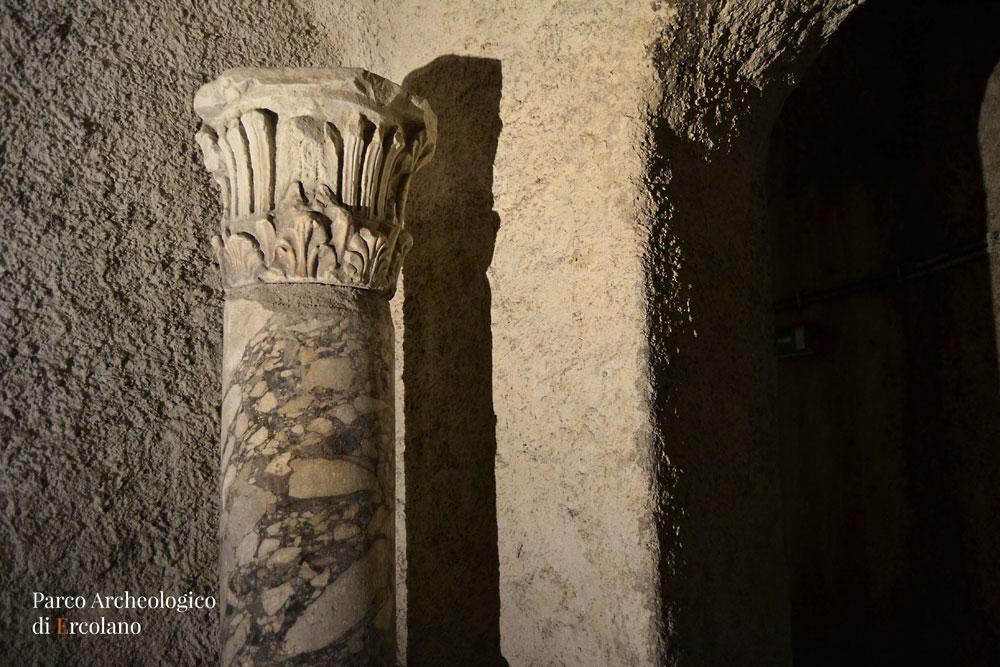 Dopo vent'anni ha riaperto al pubblico il Teatro antico di Ercolano