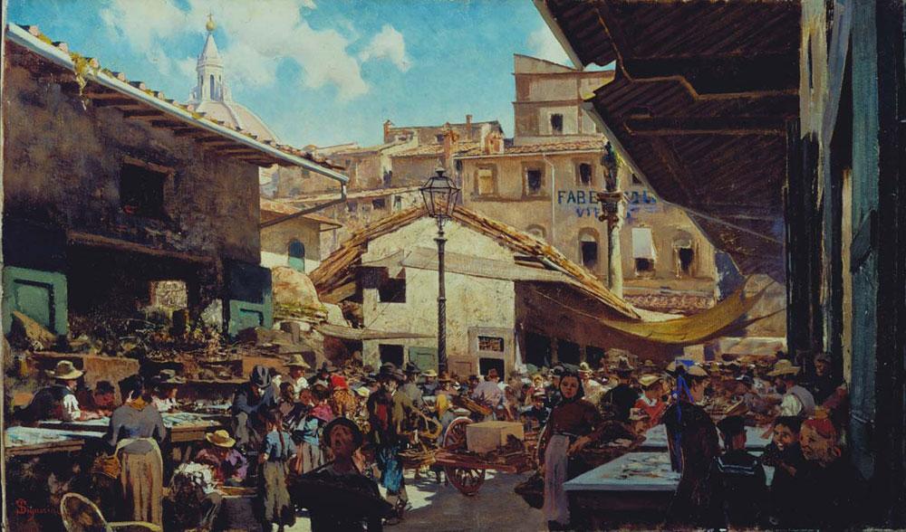 I Signorini e la loro Firenze. In mostra la pittura di paesaggio toscana di padre e figlio
