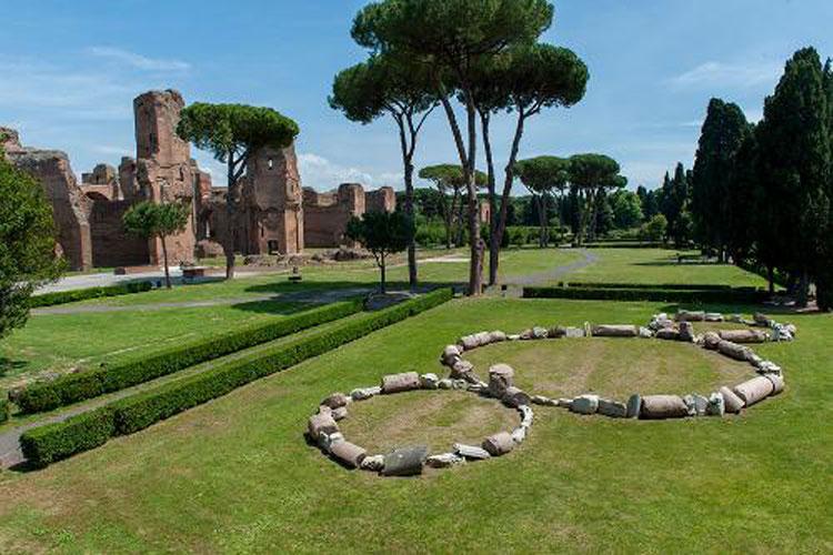 Due giorni di accesso gratuito alle Terme di Caracalla