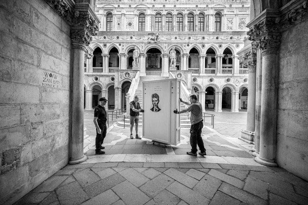 Torna a Venezia il Tintoretto di David Bowie
