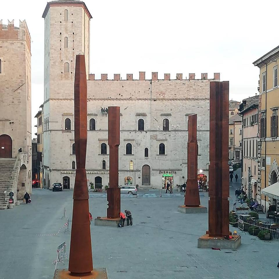 Todi, il 14 settembre inaugurazione del Parco di Beverly Pepper, primo parco di scultura contemporanea in Umbria