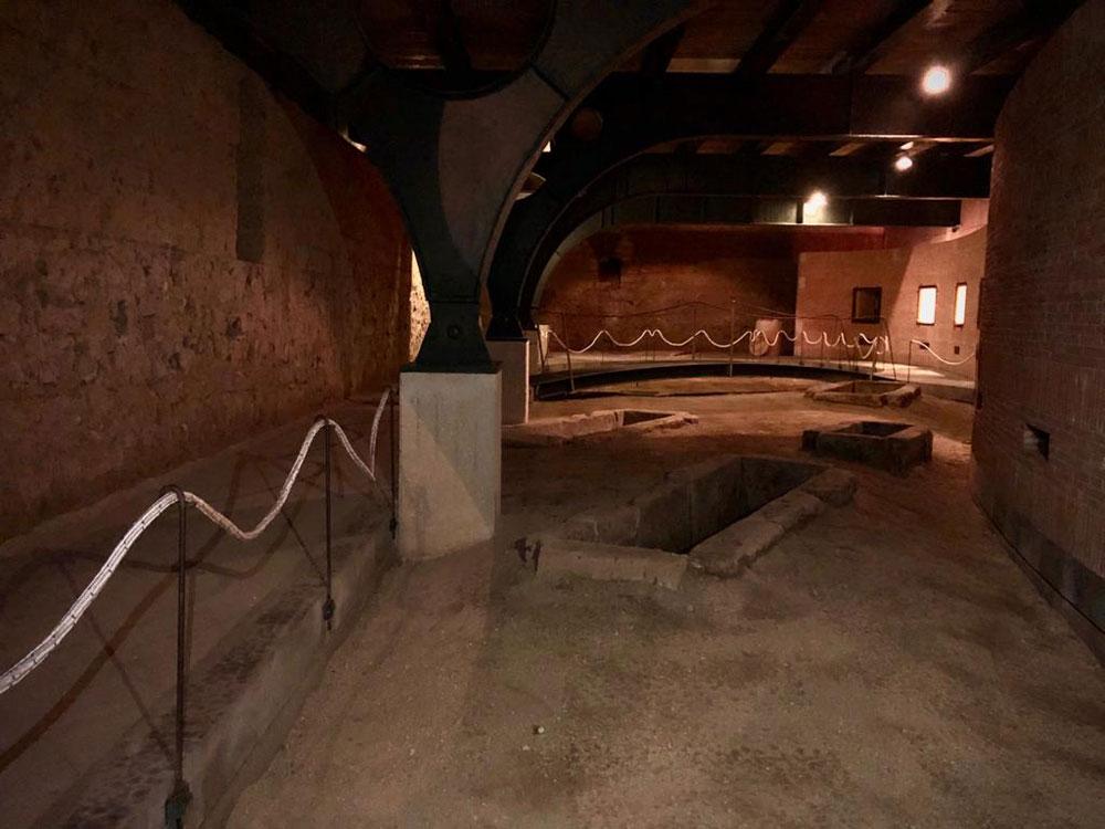 Sei aperture straordinarie alla Reggia di Caserta per visitare le Tombe Sannitiche