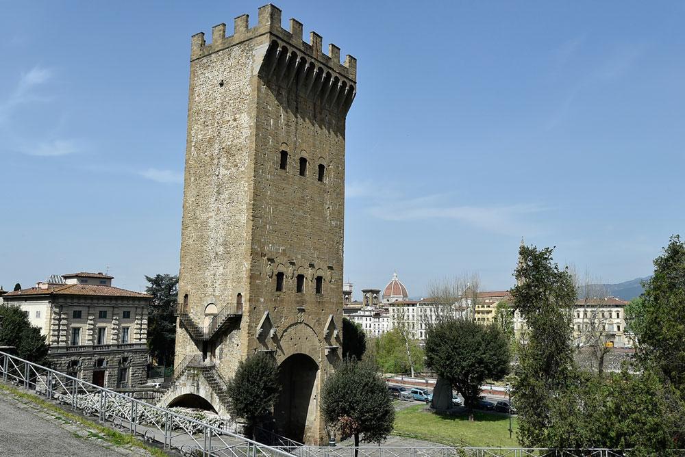 Firenze: di nuovo visitabile la Torre di San Niccolò
