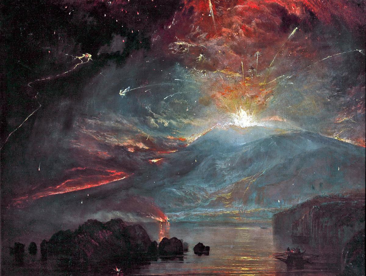 Pompei e Santorini: alle Scuderie del Quirinale la storia dei due siti distrutti dalle eruzioni vulcaniche