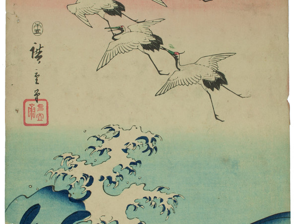 L'arte giapponese da Hiroshige a Mazinga: ukiyo-e e manga in mostra a Sesto Fiorentino
