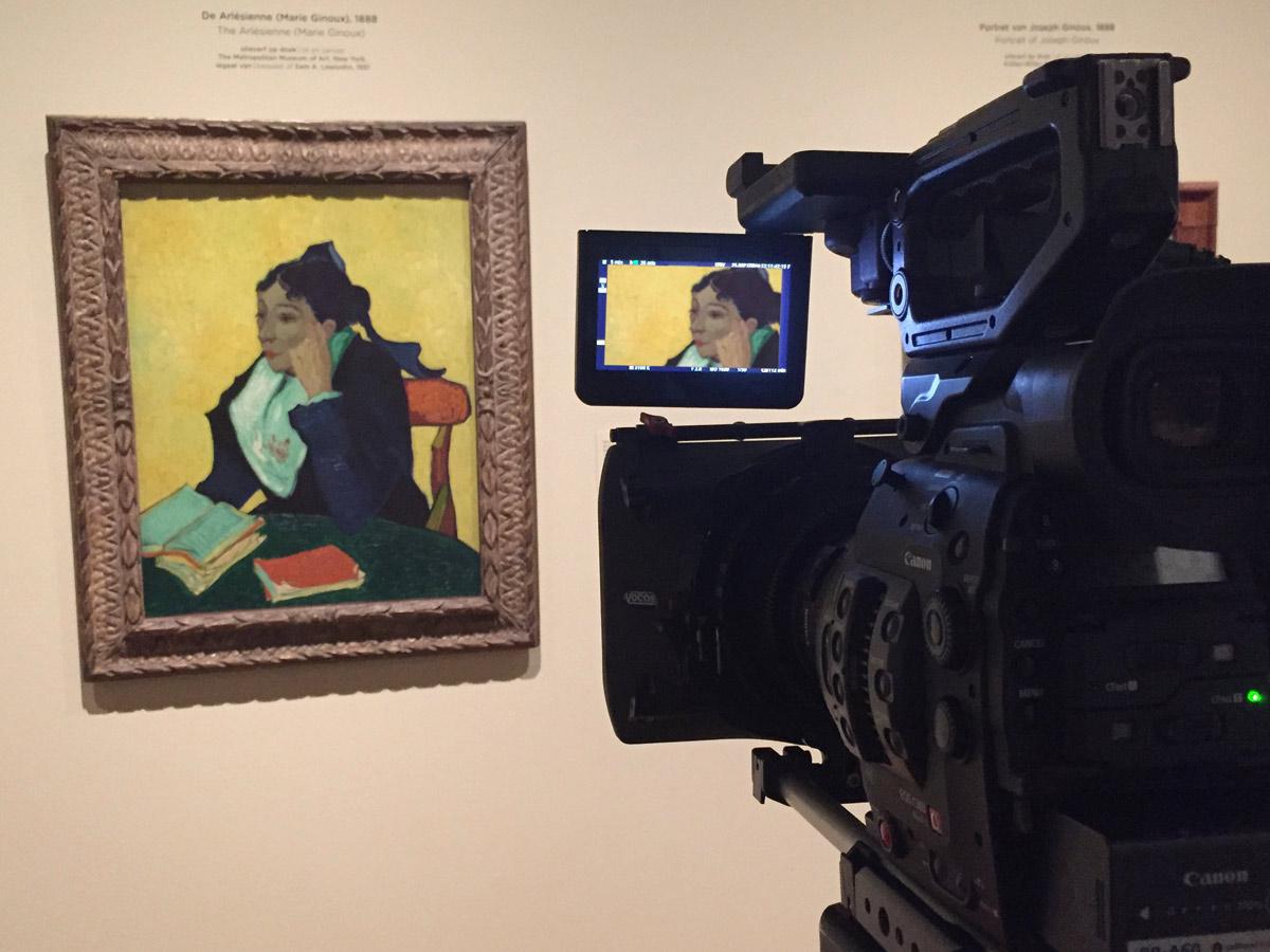 """Van Gogh e la sua passione per il Giappone protagonisti di un nuovo film de """"La Grande Arte al Cinema"""""""