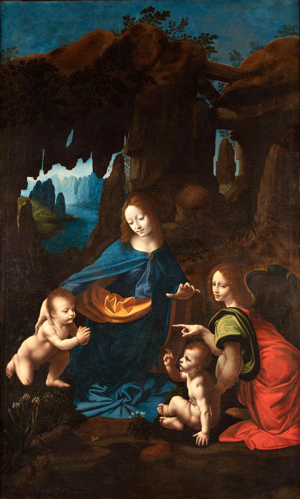 Visite guidate alla scoperta della Vergine delle Rocce del Borghetto