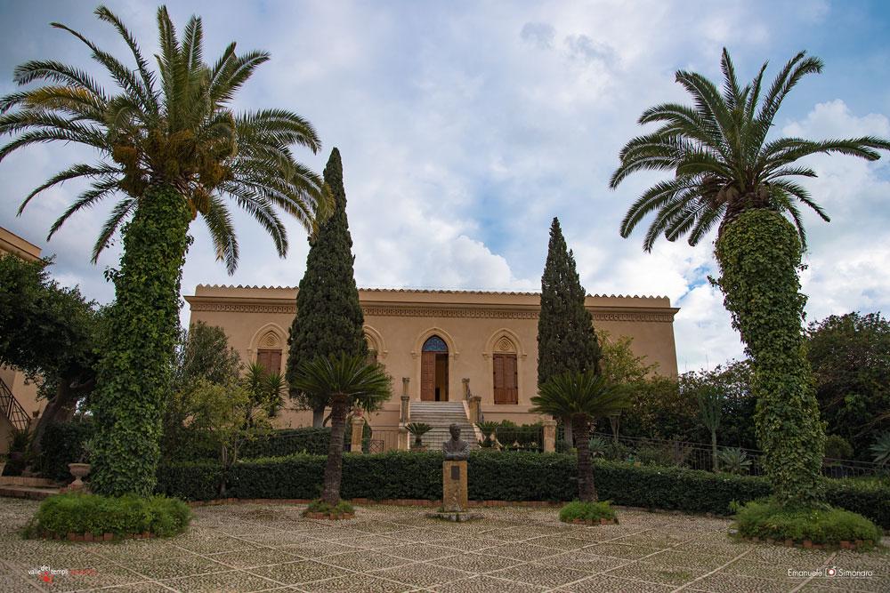 Riapre il Giardino di Villa Aurea di Sir Hardcastle, il capitano inglese che fece rinascere la Valle dei Templi