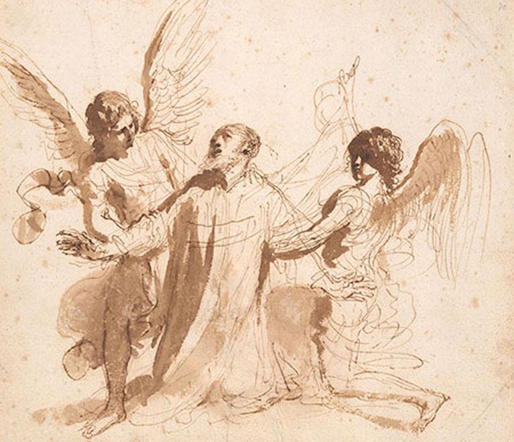 La Morgan Library celebra il Guercino, gran disegnatore