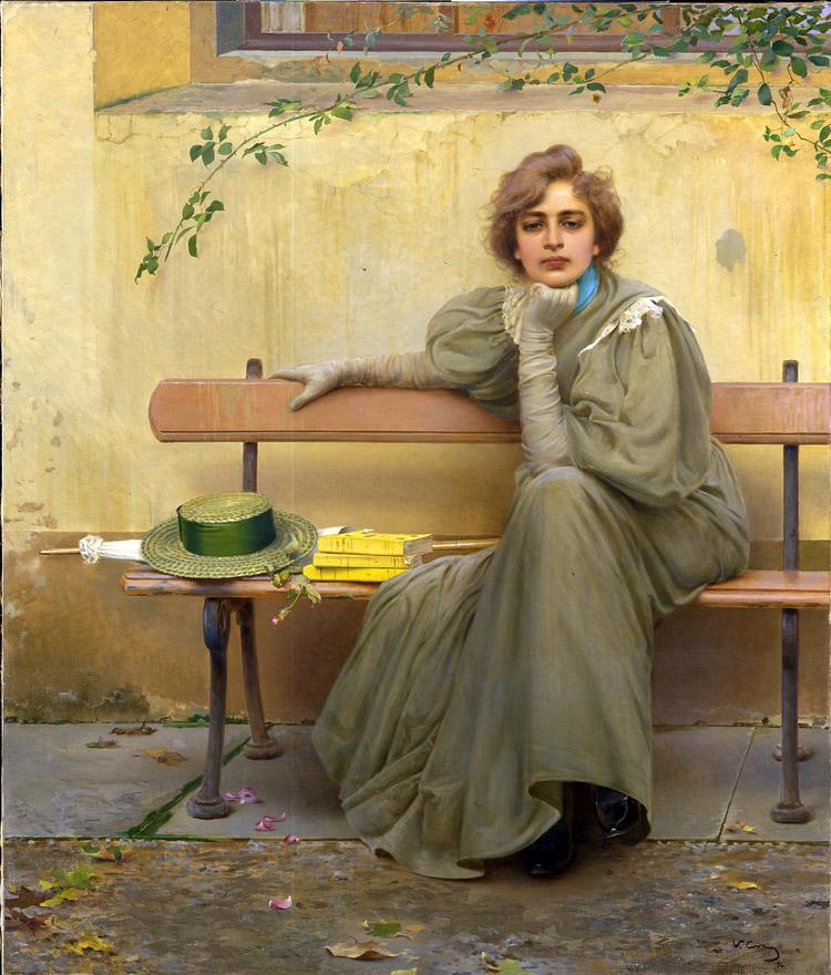Torino omaggia Vittorio Corcos. In mostra i dipinti più celebri, da Sogni a Ritratto della moglie Emma