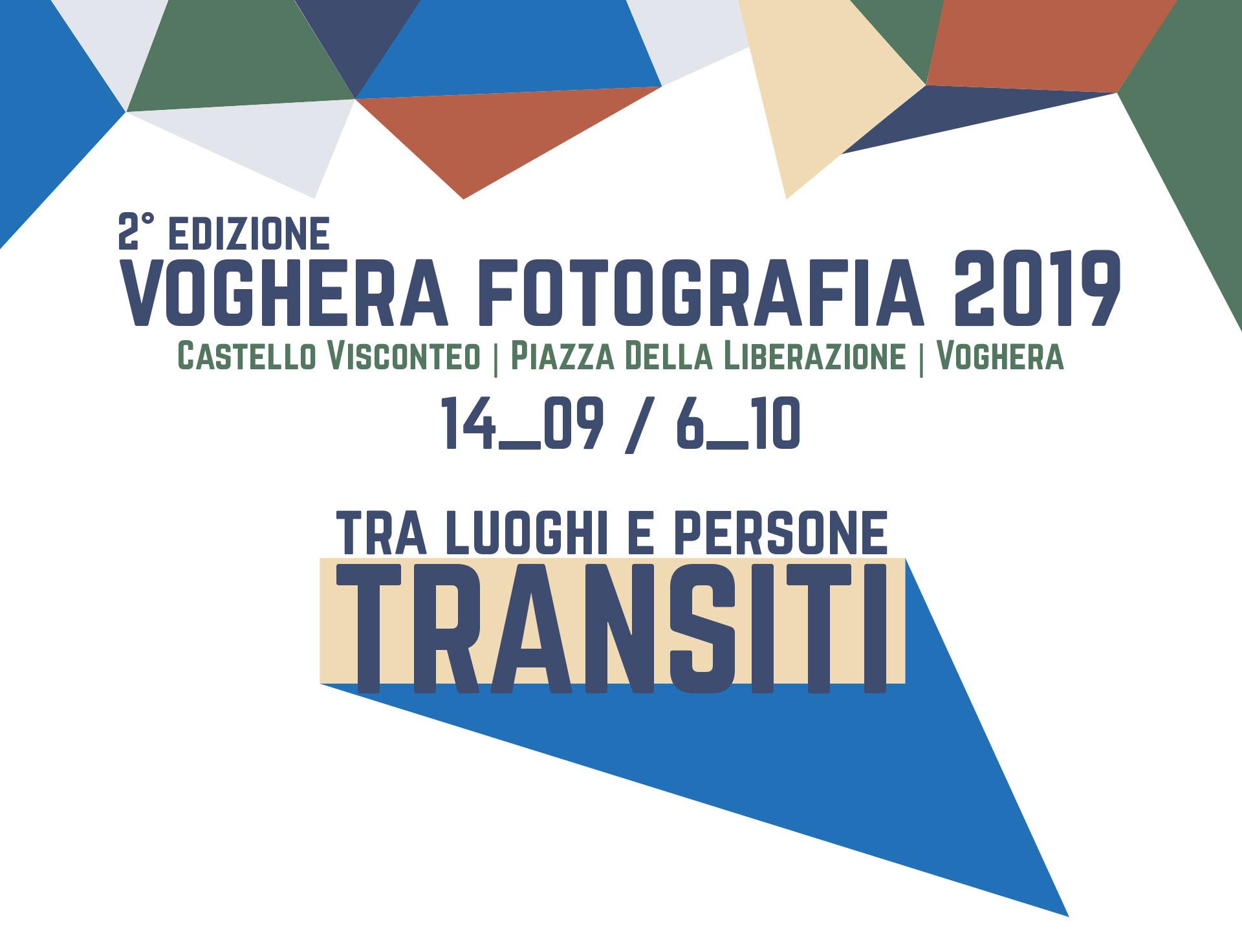 La seconda edizione di Voghera Fotografia si tiene dal 14 settembre al 6 ottobre