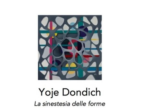 """Milano, Yoje Dondich dal Messico in Italia per la mostra """"La sinestesia delle forme"""""""