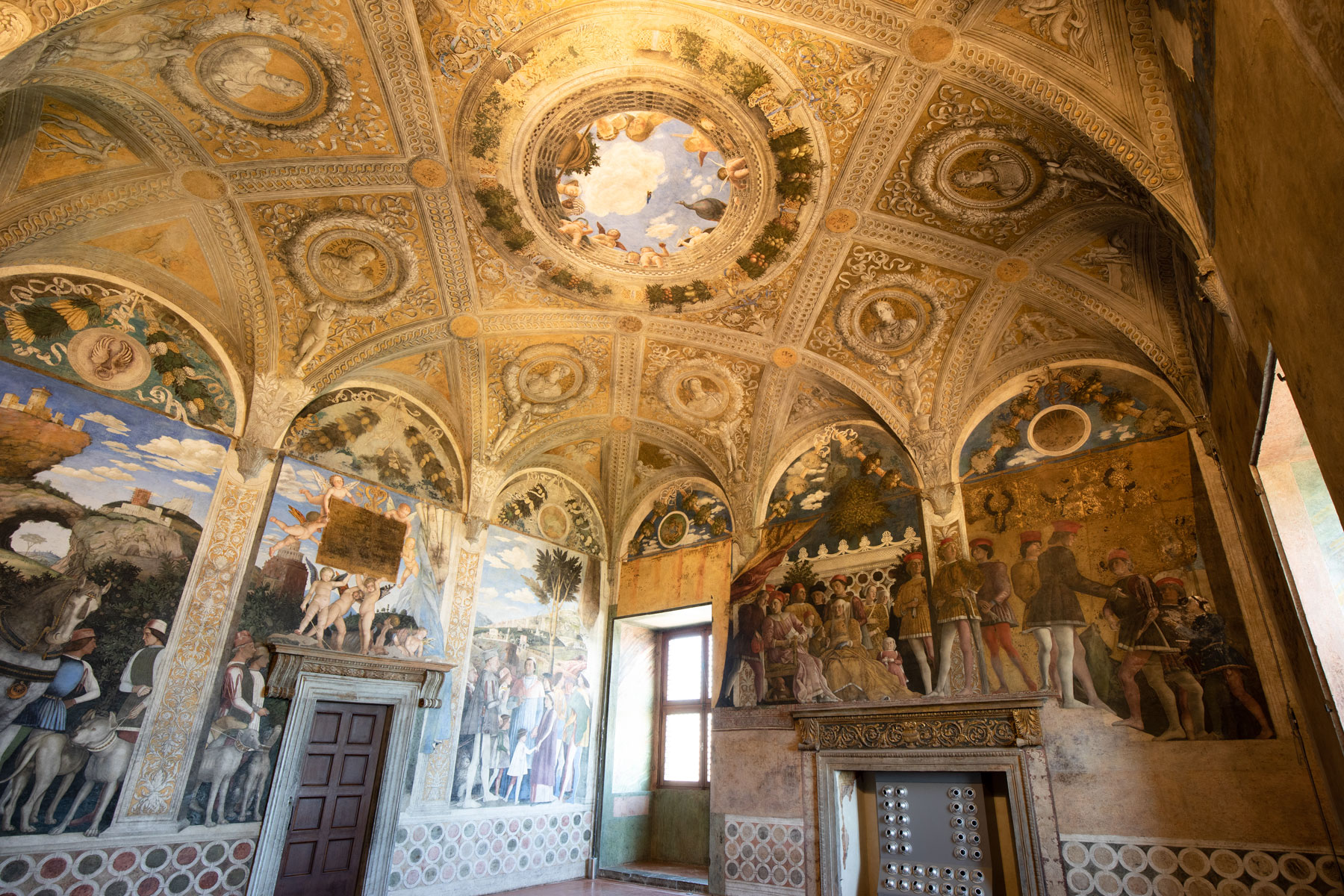 Mantova, Palazzo Ducale pronto a riaprire. E la prima settimana sarà gratis