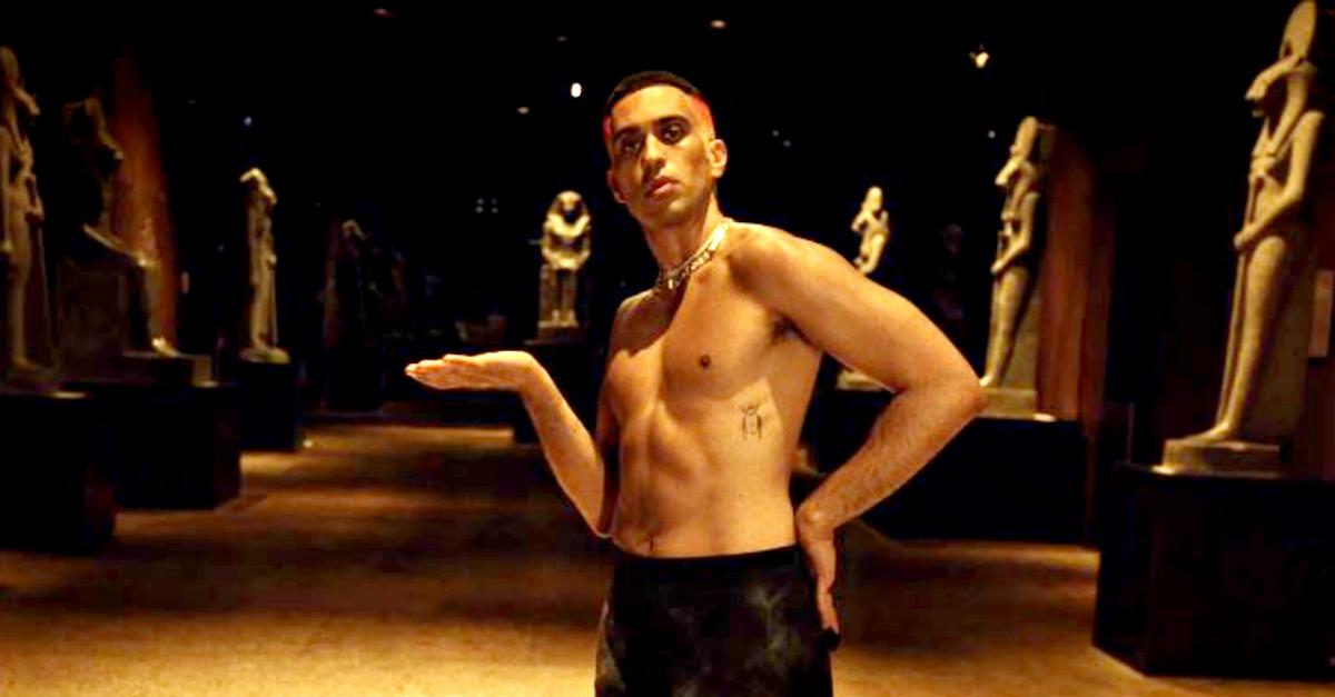 """Mahmood: """"ecco perché ho girato il video al Museo Egizio e qual è il suo significato"""""""