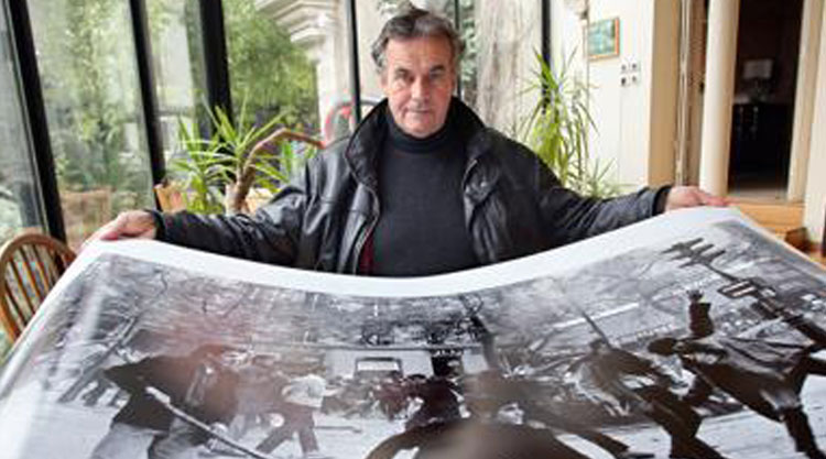 Addio a Bruno Barbey, fotografo di spicco di Magnum