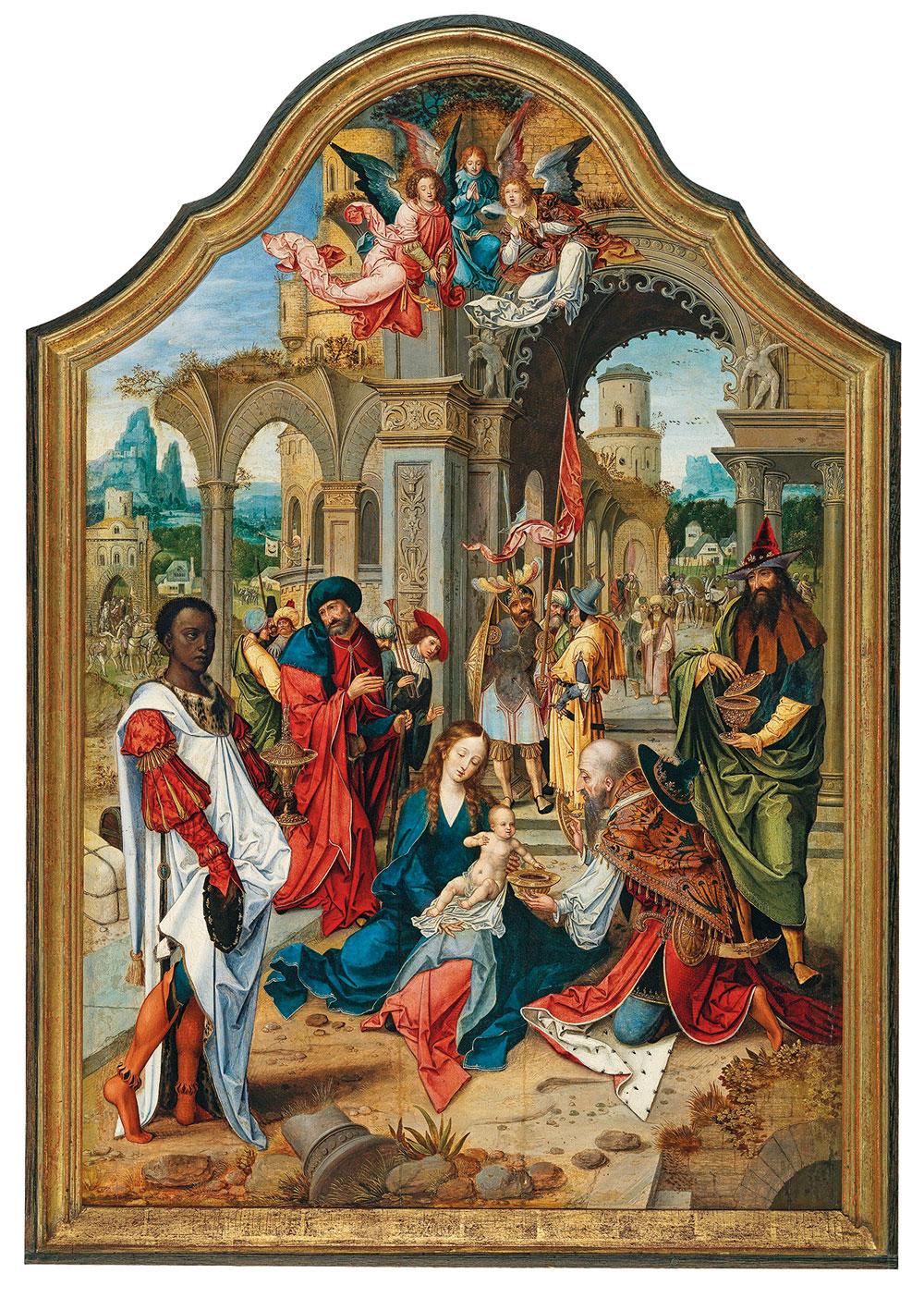 Record mondiale da Dorotheum per una pala d'altare di un pittore fiammingo del '500