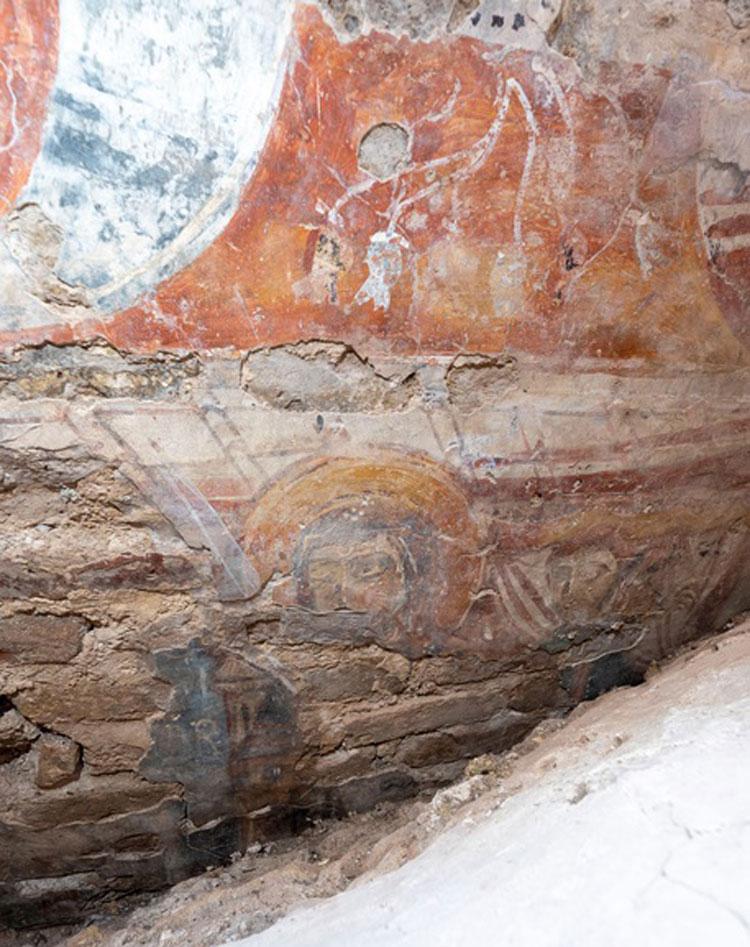 Scoperti i più antichi affreschi di Venezia. Si trovano nella Basilica di Torcello