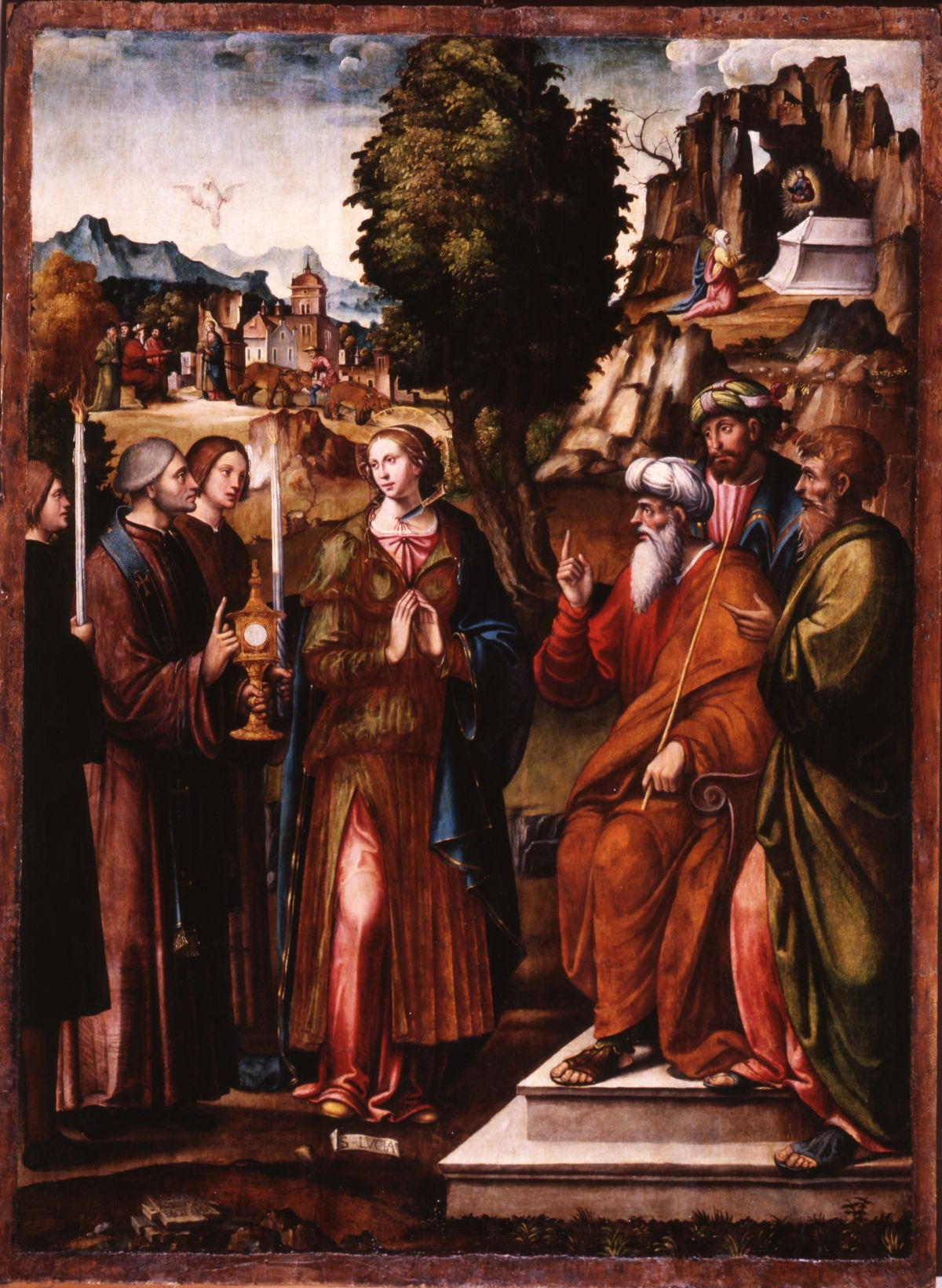 I protagonisti del Rinascimento in Liguria sono in mostra a Genova, a Palazzo Spinola