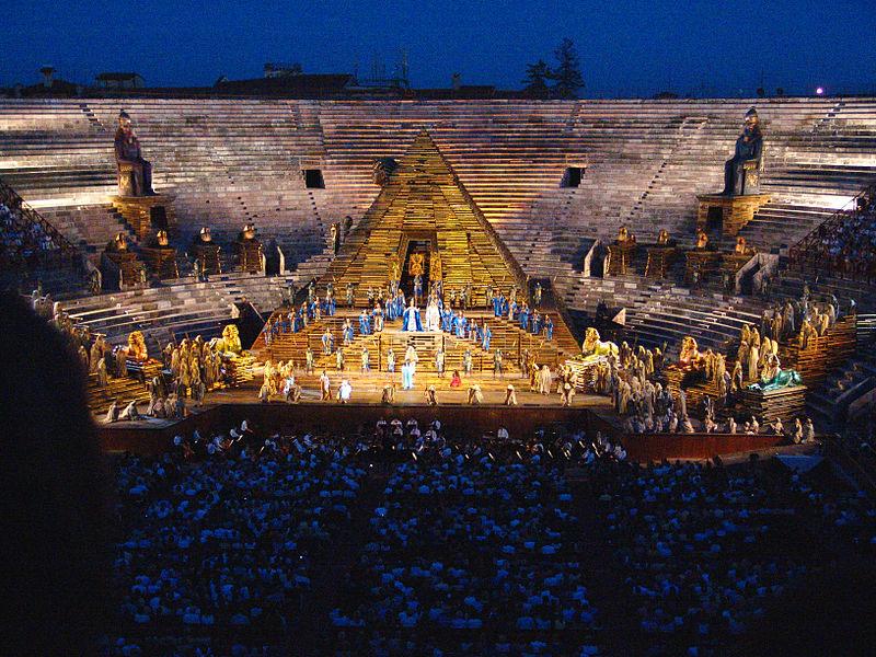 """Rinviato al 2021 il Festival dell'Arena di Verona, ma """"il 2020 non sarà silenzioso"""""""