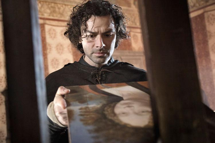 Aidan Turner è Leonardo nell'attesa serie tv Rai dedicata al genio. La clip inedita.