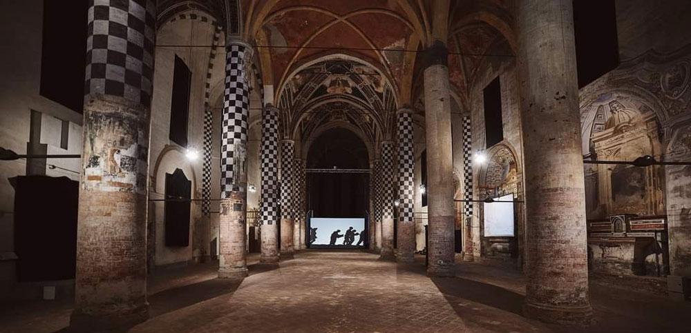 Conversazioni sull'arte contemporanea con relatori d'eccezione organizzate da Fondazione CRC