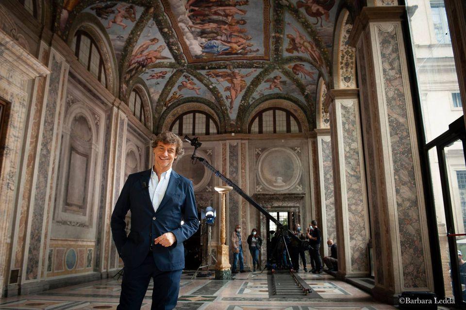 Via alla nuova stagione di Ulisse con Alberto Angela: comincia il 16 settembre