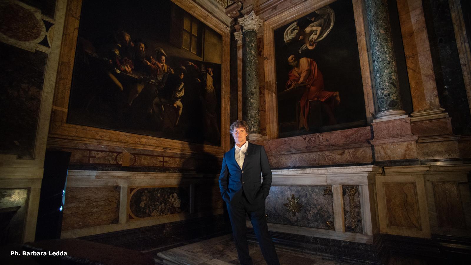Stasera su Rai1 l'attesissimo speciale inedito di Alberto Angela su Caravaggio