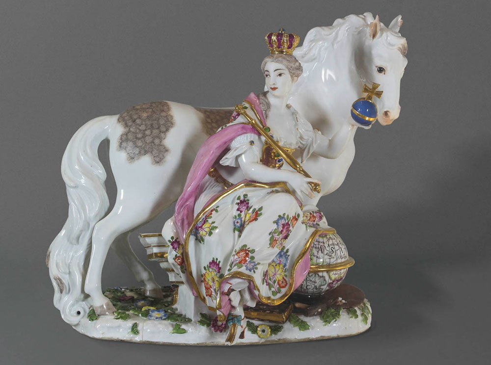 Per la prima volta dall'800 la Reggia di Colorno riunirà le porcellane dei Duchi di Parma