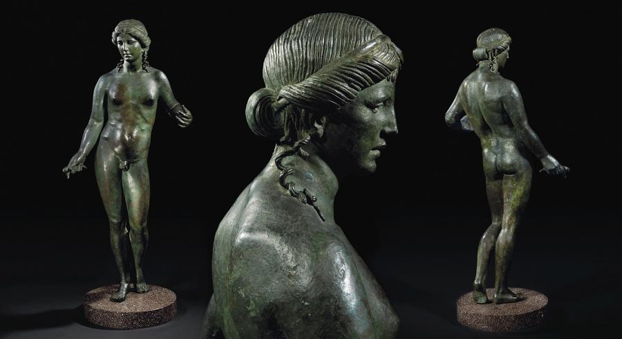 L'Apollo del Louvre: il MiBACT dovrebbe chiarire, forse l'opera appartiene all'Italia